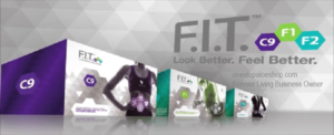 Image of the Forever Fit Product Pack