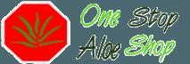 One Stop Aloe Shop Logo
