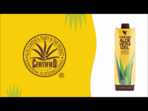 image shows the new tetra recyclable aloe vera drinks packaging